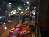 قارئ يشكو من موقف سيارات عشوائى بشارع السودان يعوق حركة المرور