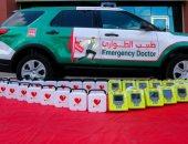 دبى توفر 34 جهازاً لحماية قلوب موظفى الإمارة فى إطار رؤية الإمارات 2021