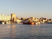 عزبة البرج أول مدينة ملونة بدمياط وبها ورش صناعة السفن واليخوت.. تعرف عليها