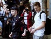 إطلاق سراح مشروط لثنائى منتخب روسيا كوكورين ومامايف