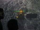 الهند تحدد موقع مسبار تحاول الهبوط به على سطح القمر