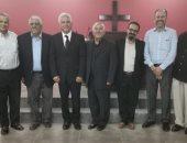 مجمع الكنائس الإنجيلى الأردنى يختار القس حابس النعمات رئيسا للمجمع