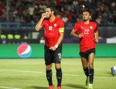 الأهلي يحفز رمضان وصلاح وعمار قبل مواجهة المنتخب الأولمبى أمام غانا