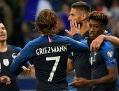 فرنسا ضد أندورا.. جريزمان وجيرو يقودان هجوم الديوك في تصفيات اليورو