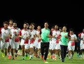 محمد حليم يكثف التدريبات البدنية للاعبى الحرس استعدادا لعودة الدورى