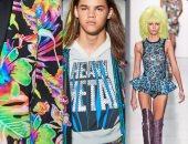 جيرمى سكوت يمزج بين موضة الثمانينيات والأسلوب العصرى فى أسبوع الموضة بنيويورك