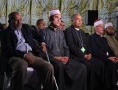 الأنبا باخوم يترأس قداس الاحتفالات بكنيسة العائلة المقدسة بالمطرية
