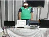 سقوط صاحب شركة بالإسكندرية لاتهامه بتزوير أوراق المهاجرين غير الشرعيين