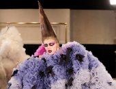 الرجالة دى لابسة كرانيش ليه.. عرض كويزومى وجاكوبس بأسبوع الموضة فى نيويورك