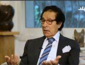 الفنان فاروق حسنى يفتتح قاعة جديدة بمتحف آدم حنين تضم لوحاته