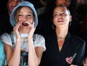 جى جى حديد وهيدى كلوم وإيرينا شايك أبرز حضور عرض أزياء Jeremy Scott
