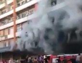 السيطرة على حريق إندلع داخل منزل بمركز إيتاى البارود بالبحيرة