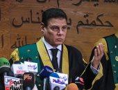 شاهد فى دقيقة.. 23 متهما من قيادات الإخوان بقضية التخابر ينتظرون كلمة العدالة