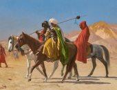 """سوثبى تعرض لوحة """" الخيالة فى الصحراء المصرية"""" بـ 5 ملايين جنيه إسترلينى"""