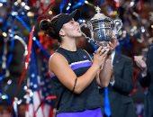 لأول مرة فى تاريخها.. بيانكا أندريسكو تتوج بلقب بطولة أمريكا المفتوحة للتنس