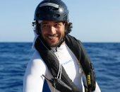 قصة شاب مصرى يشارك فى عمليات إنقاذ المهاجرين بعد نجاته من الموت غرقا