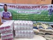 لابا كودجو يدعم فقراء توجو بمساعدات غذائية