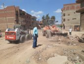 صور.. انطلاق مبادرة أجمل قرية بكفر الشيخ