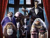 بعد طرحه بأيام.. الإعلان عن جزء ثانى من فيلم العائلة The Addams Family فى 2021
