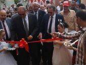 صور.. محافظ الغربية يفتتح 6 مدارس جديدة قبل العام الدراسى
