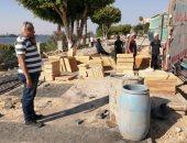 رئيس مدينة الأقصر: نسعى لإنهاء تجديدات كورنيش النيل قبل تنظيم عروض أوبرا عايدة