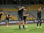 أحمد علي يقود هجوم بيراميدز أمام شباب بلوزداد ..والسعيد أساسي