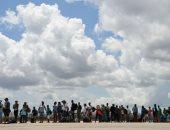 صور..وصول 250 متضررا من إعصار دوريان إلى ناسو بعد إجلائهم من جزر الباهاماس