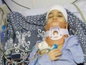 يس طفل يحتاج لجراحة دقيقة فى العامود الفقرى.. الأطباء يتخوفون والأب يستغيث