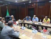 محافظ الدقهلية يستعرض مقترح إنشاء كوبرى مشاة أمام كوبرى طلخا وشارع بورسعيد