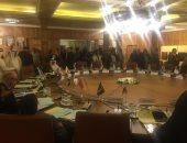 الجامعة العربية تؤكد الالتزام بوحدة ليبيا وسلامة أراضيها ورفض التدخل الخارجى