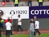 سوبر كورة يرصد لحظات مجد ميتشو مع الزمالك بعد نهائى كأس مصر