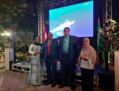 رئيس جامعة أسوان يدعو السفير البرازيلى لزيارة أسوان