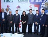 نائب وزير الزراعة تفتح معرض صحارى بمشاركة 250 شركة عارضة من 36 دولة