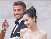 """بعد صور زفافه.. هل تخلى ديفيد بيكهام عن """"فيكتوريا"""" وتزوج فى إنجلترا"""