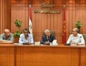 محافظ بورسعيد: تشكيل لجنة للمرور على جميع المدارس للتأكد من جاهزيتها