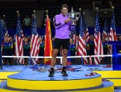 الأسطورة نادال يحصد لقب بطولة أمريكا المفتوحة للتنس للمرة الرابعة فى تاريخه