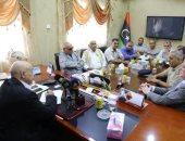 رئيس مجلس النواب الليبى يزور بلدية طبرق ويبحث مشاكلها