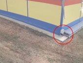 فيديو ..الكاميرا تكشف الحقيقة ..أم تترك طفلها فى كيس بلاستيك وترحل