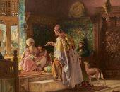 """عرض لوحة """"الرسول"""" للبيع بـ 500 ألف جنيه استرلينى فى مزاد عالمى"""