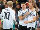 التشكيل الرسمي لمنتخب ألمانيا ضد بيلاروسيا فى تصفيات أمم أوروبا