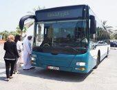 """إطلاق """"إنترنت مجانى 5G"""" بأتوبيسات النقل العام فى أبو ظبى"""
