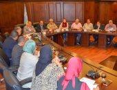 نائب محافظ الإسكندرية يشدد على الاستعداد لاستقبال العام الدراسى الجديد