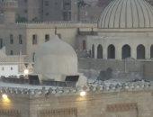 صور.. الإهمال يطول سطح الجامع الأزهر رغم الانتهاء من أكبر حركة ترميم فى تاريخه
