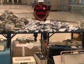 ضبط بضائع أجنبية مهربة عبر ميناء سفاجا بقيمة 5 ملايين جنيه
