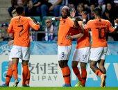 فان دايك يقود تشكيل منتخب هولندا ضد إيرلندا الشمالية فى تصفيات اليورو