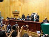 """خلال ساعات.. سماع مرافعة الدفاع فى محاكمة 16 متهما بـتنظيم """"جبهة النصرة"""""""