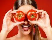 مش بس للطبيخ.. اعرف فوائد الطماطم للبشرة