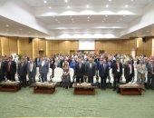 """صور.. مؤتمر """"الاقتصاد الأزرق ودوره فى تحقيق أجندة إفريقيا 2063"""" بجامعة السويس"""