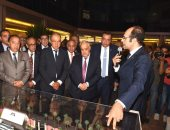 """""""العربية للتصنيع"""" تبحث الخطوات التنفيذية للشراكة مع اتحاد الصناعات المصرية"""