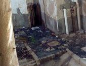 """المجارى بين العمارات.. شكوى """"عبد الحميد"""" من إسكان شباب الحى 11 بـ6 أكتوبر"""